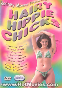 Hairy Hippie Chicks Box Cover