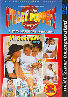 Cherry Poppers No. 9 Misbehavin' Box Cover