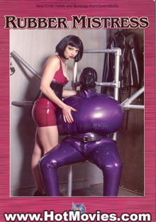 Rubber Mistress Box Cover