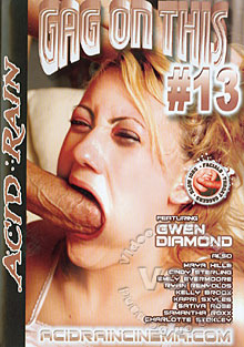 Gag On This #13 Box Cover