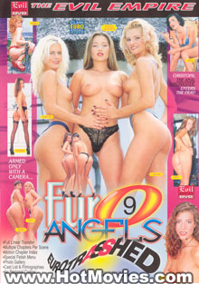 Euro Angels 9: Euro Trashed Box Cover