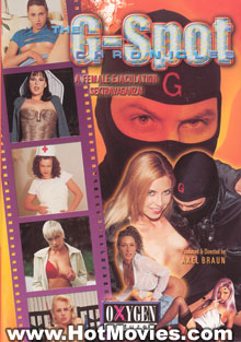 The G-Spot Chronicles Box Cover