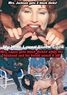 For that wife likes black cock movies you tried?