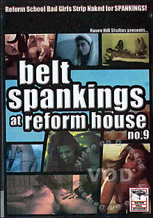Belt Spankings At Reform House No. 9 Box Cover