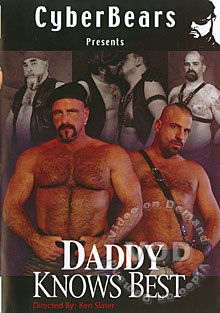 Daddy Knows Best Box Cover