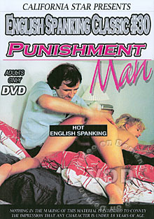 English Spanking Classic #30 - Punishment Man Box Cover