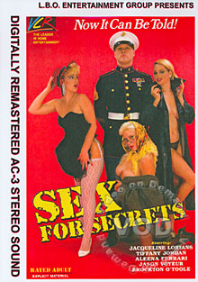 Sex For Secrets Box Cover