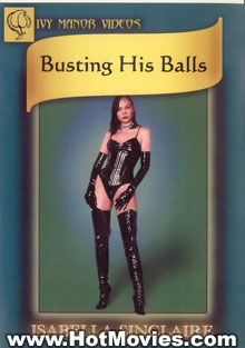Busting His Balls Box Cover