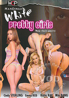 Mandingo's White Pretty Girls Box Cover