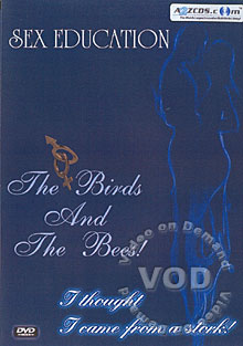 Sex Education: The Birds And The Bees DVD 1