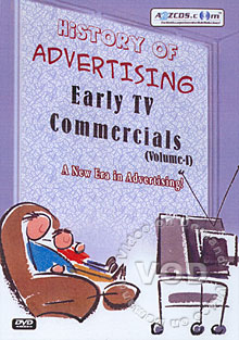 History Of Advertising: Early TV Commercials - Volume 1