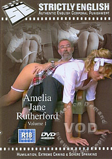 Amelia Jane Rutherford Volume 1