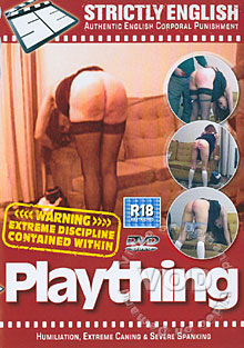 Plaything Box Cover