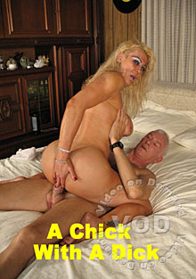 A Chick With A Dick Box Cover