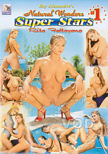 Natural Wonders Super Stars 1 - Rita Faltoyano Box Cover