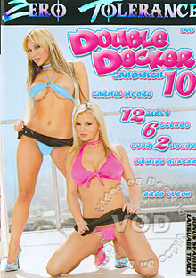 Double Decker Sandwich 10 Box Cover