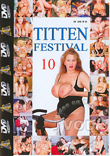 Titten Festival 10 Box Cover