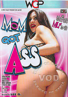 Mom Got Ass Box Cover