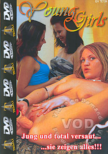 Young Girls Box Cover
