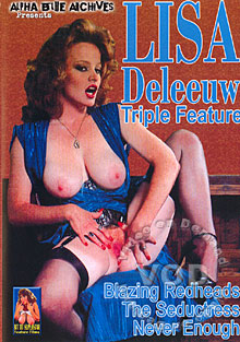 Lisa DeLeeuw Triple Feature:  The Seductress Box Cover