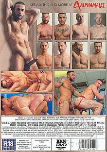 Man Exchange Cover Back