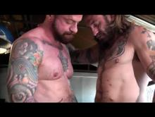 Buck Angel's Ultimate Fucking Club 2 - Tattooed And Screwed Clip 5 00:53:00