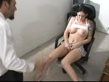 Therapist - Back To Doctor Spank Clip 2 00:45:20