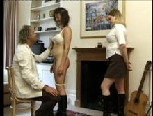 Caned For The Gallery Clip 2 00:18:20