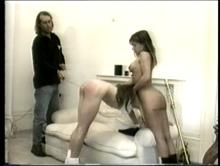 Cause For Caning - An Impromptu Spanking Clip 3 00:39:20
