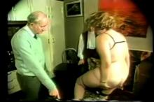 English Spanking Classic #17 - Sugar Cane Jane & Troublesome Daughters Clip 2 00:27:40