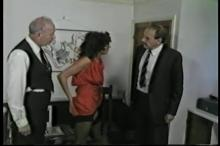 English Spanking Classic #17 - Sugar Cane Jane & Troublesome Daughters Clip 4 00:45:40