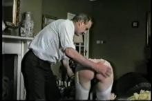 English Spanking Classic #17 - Sugar Cane Jane & Troublesome Daughters Clip 4 00:52:20