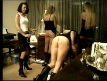 Party Girls Caning Competition Clip 5 00:40:00