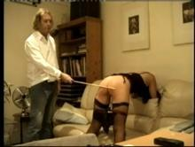 Caned In The Back Room Clip 1 00:22:20