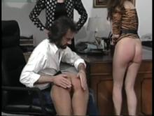 American Spanking Classics #16 - The Missing Report Clip 3 00:43:20