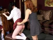 School For Spanking - Day One Clip 2 00:19:40