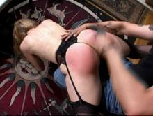 Credit Card Caning Clip 2 00:18:00