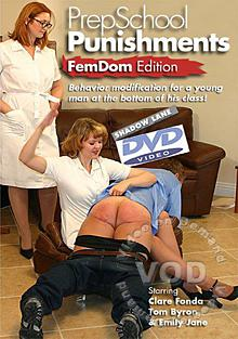 Prep School Punishments 2 - FemDom Edition Box Cover
