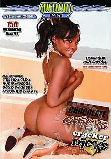 Chocolate Chicks On Cracker Dicks Box Cover