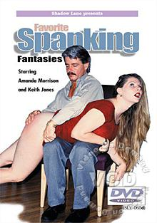 Favorite Spanking Fantasies Box Cover
