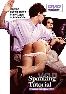 Spanking Tutorial Box Cover