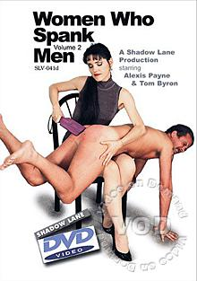 Women Who Spank Men 2 Box Cover