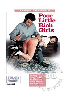 Poor Little Rich Girls Box Cover