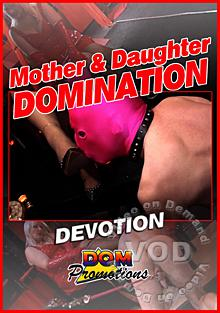 Mother & Daughter Domination - Devotion Box Cover