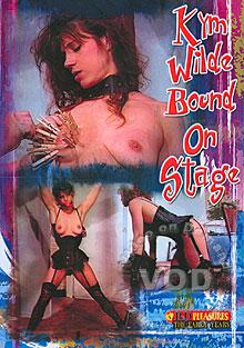 Kym Wilde Bound On Stage Box Cover