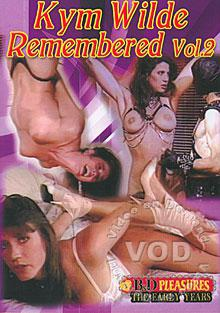 Kym Wilde Remembered Vol. 2 Box Cover