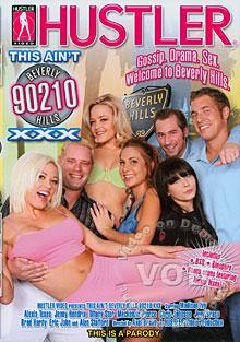 This Ain't Beverly Hills 90210 XXX Box Cover