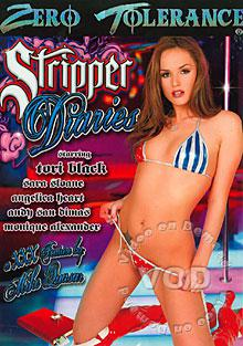Stripper Diaries Box Cover