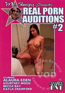 Real Porn Auditions #2