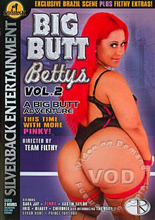 Big Butt Bettys Vol. 2 Box Cover
